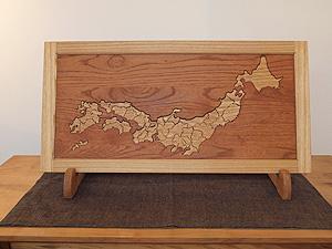 日本地図(パズル)